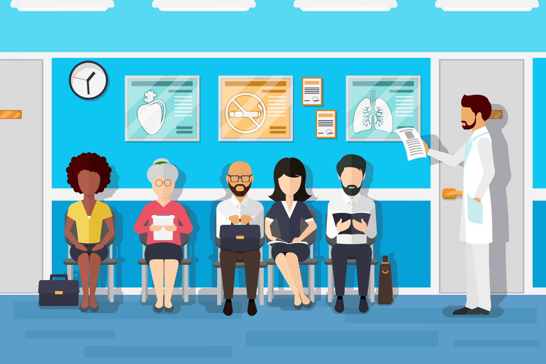 Ready to take action? Outpatient services in the NHS Long Term Plan
