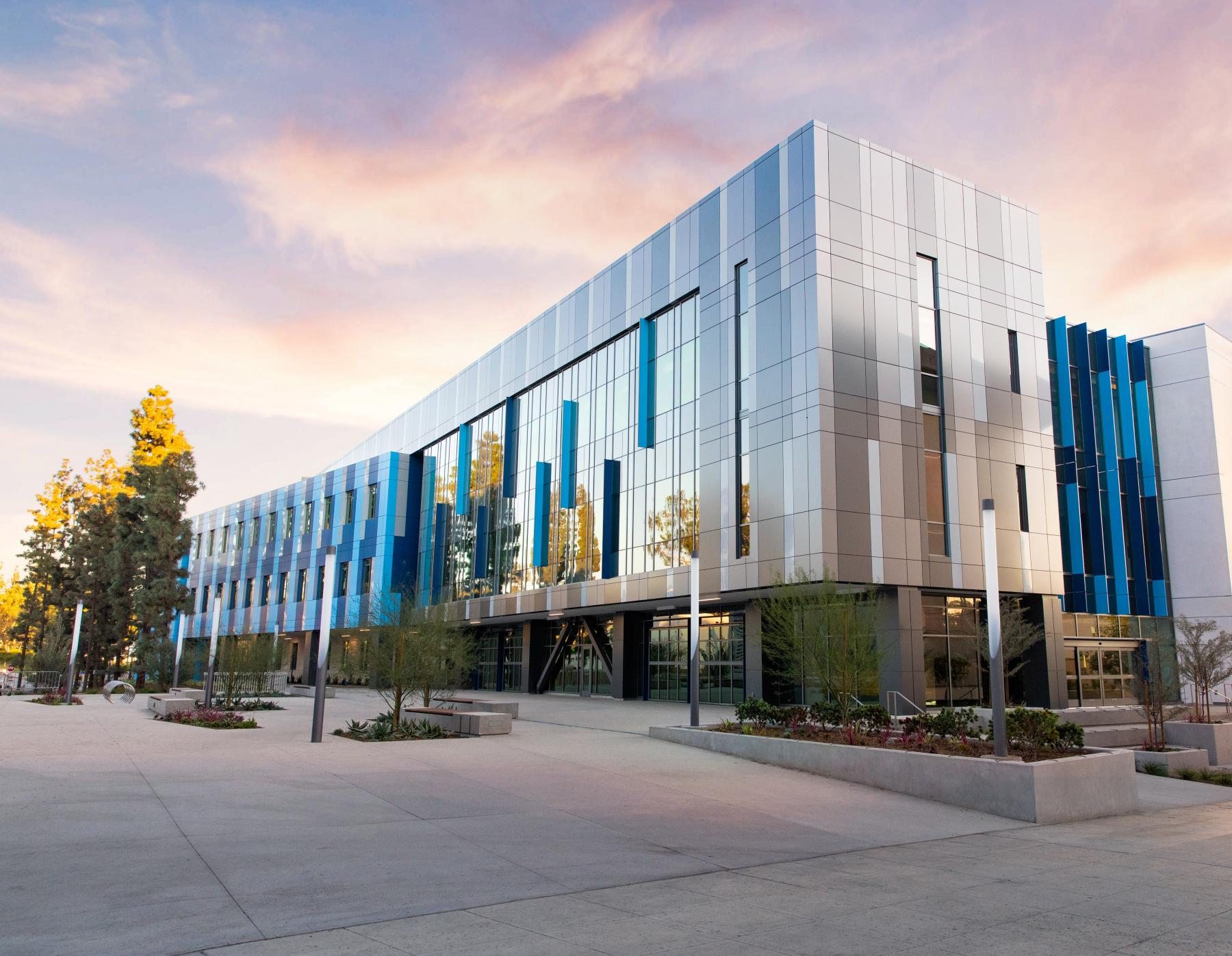 How new buildings can transform clinical models