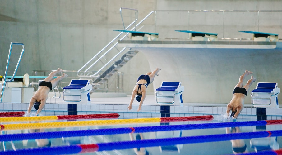 What has waitlist management got to do with Olympic swimming?