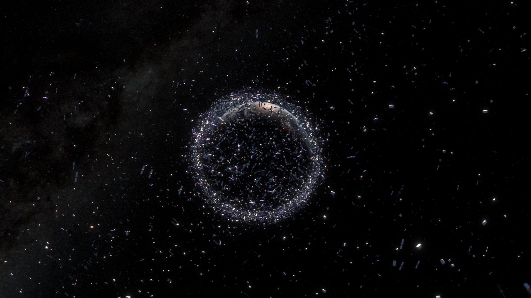 Can we stop debris from threatening the future of space travel?